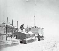 Дозаправка «Харьковчанки» топливом